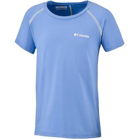 Columbia Silver Ridge - T-shirt manches courtes Enfant - bleu